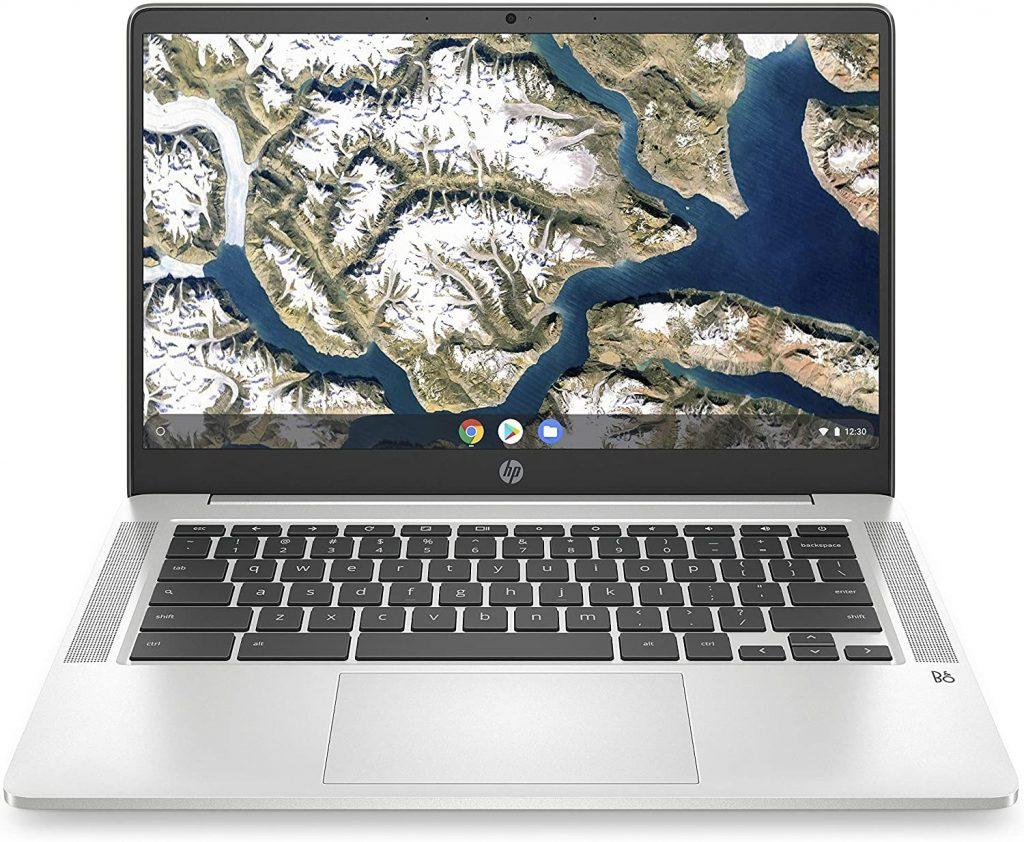HP Chromebook 14-inch HD Laptop