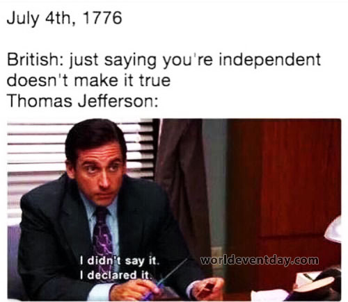Independence day meme 24