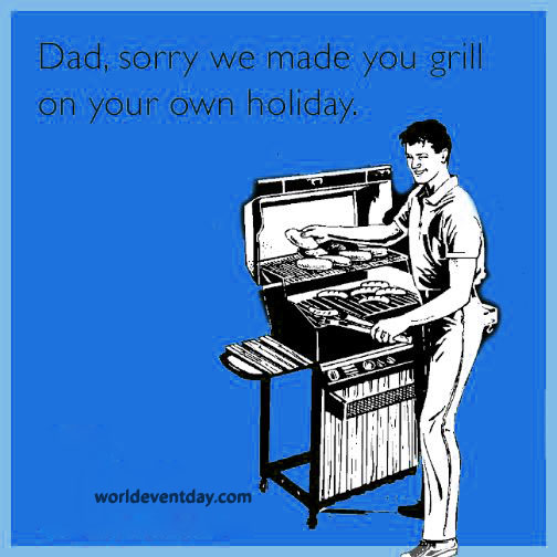 Just Grillax fathers day funny memes
