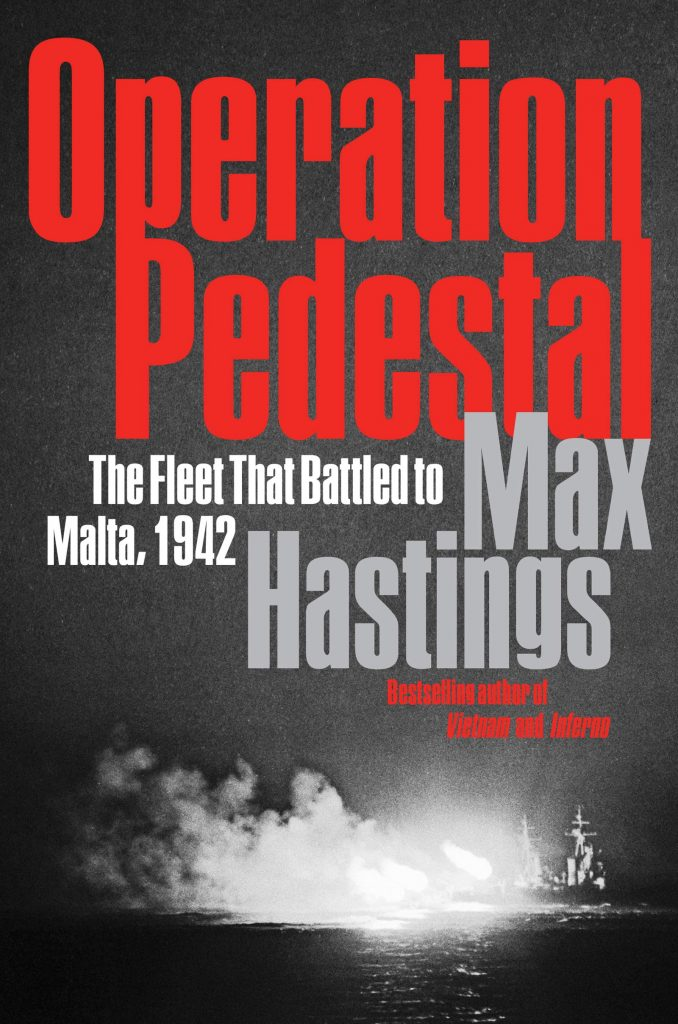 Operation Pedestal father's day gifts book