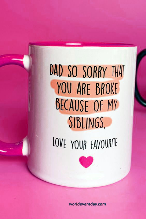 Sibling Rivalry fathers day meme