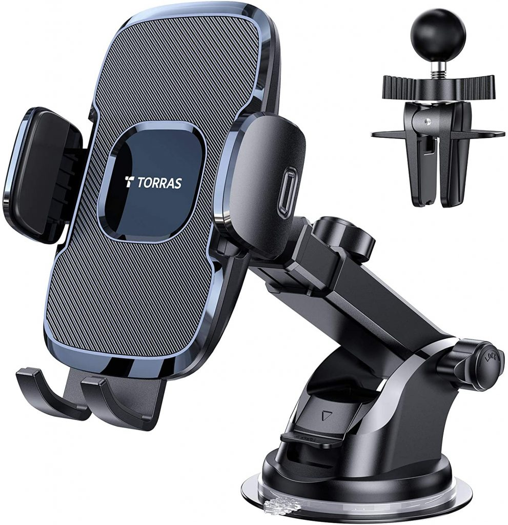 TORRAS Ultra-Durable Cell Phone Holder for Car