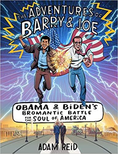 The Adventures of Barry & Joe By Adam Reid
