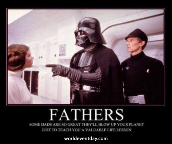 Who's Your Daddy father day memes