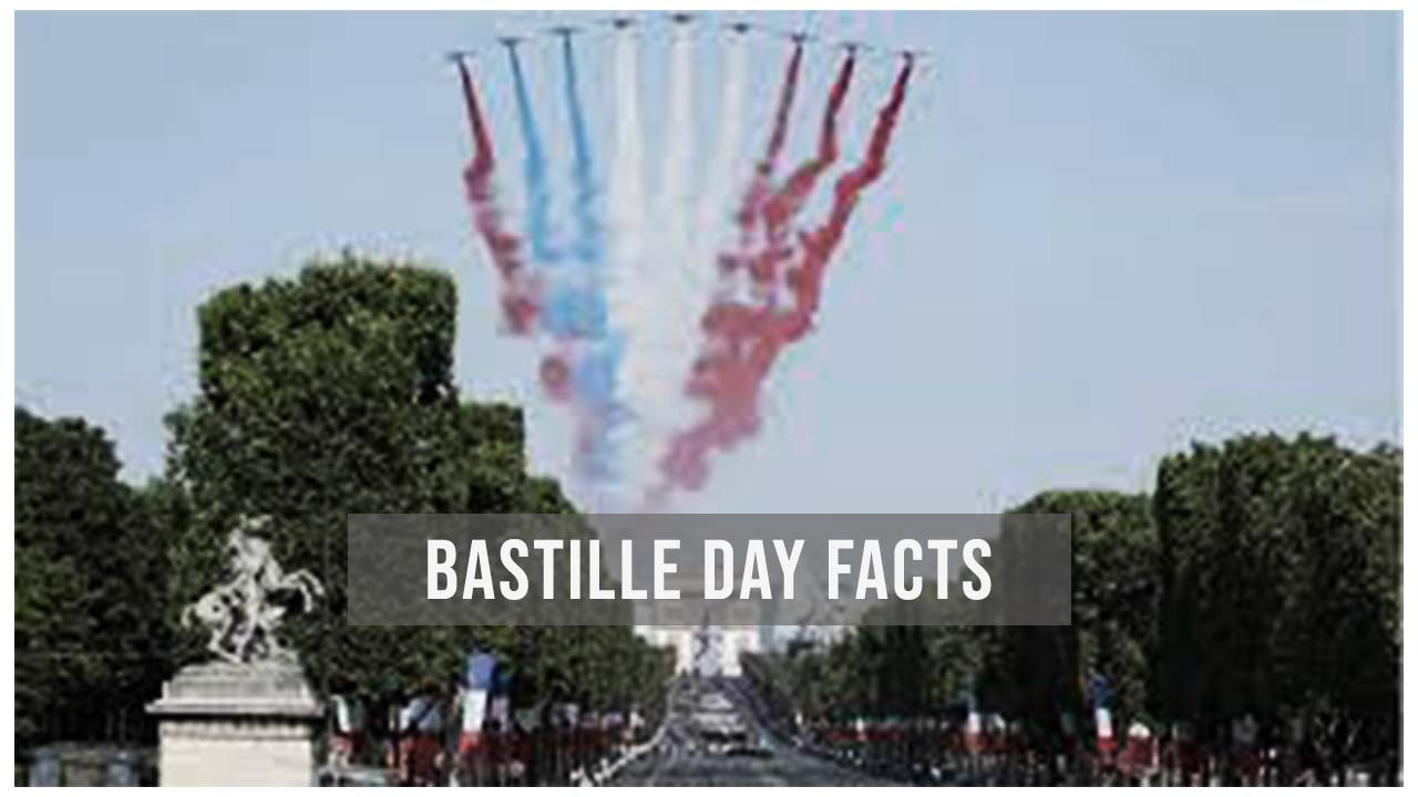 bastille day facts
