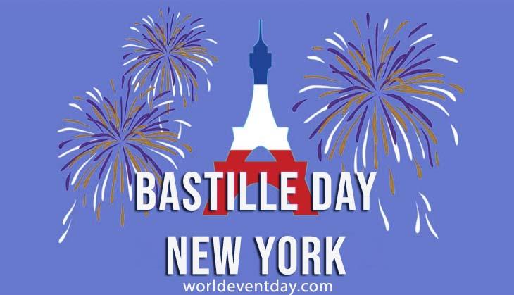Bastille day new york