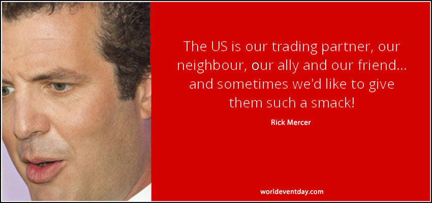 canada day quotes by Rick Mercer