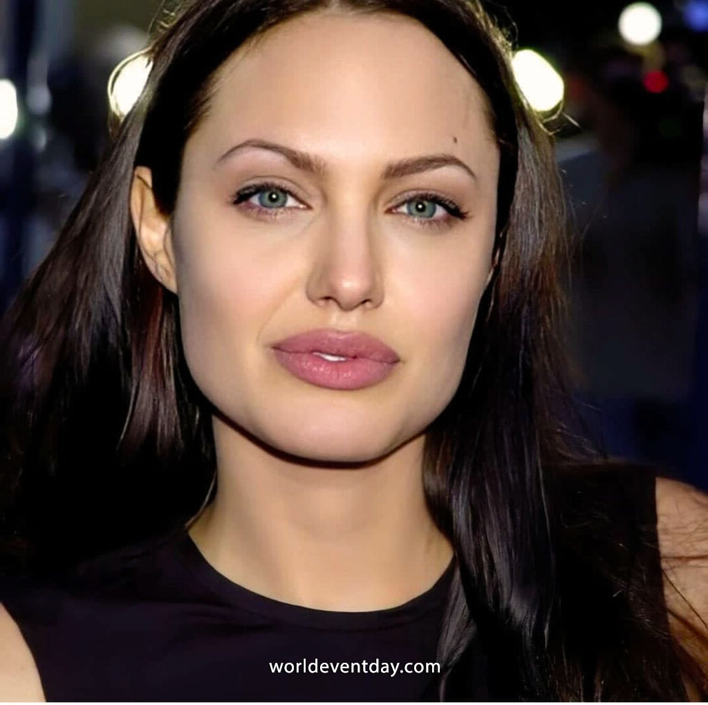 Angelina Jolie Anorexic 3