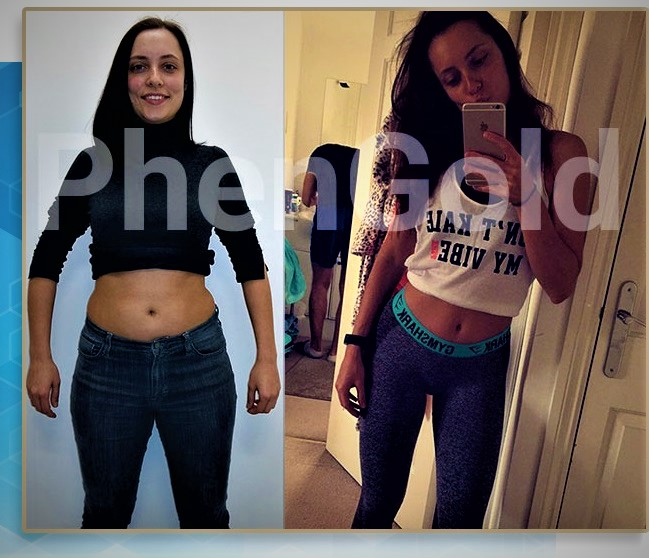Kristina lost 21 pounds