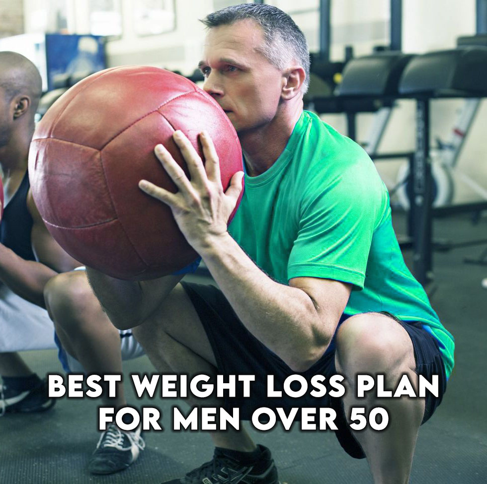 best weight loss plan for men over 50