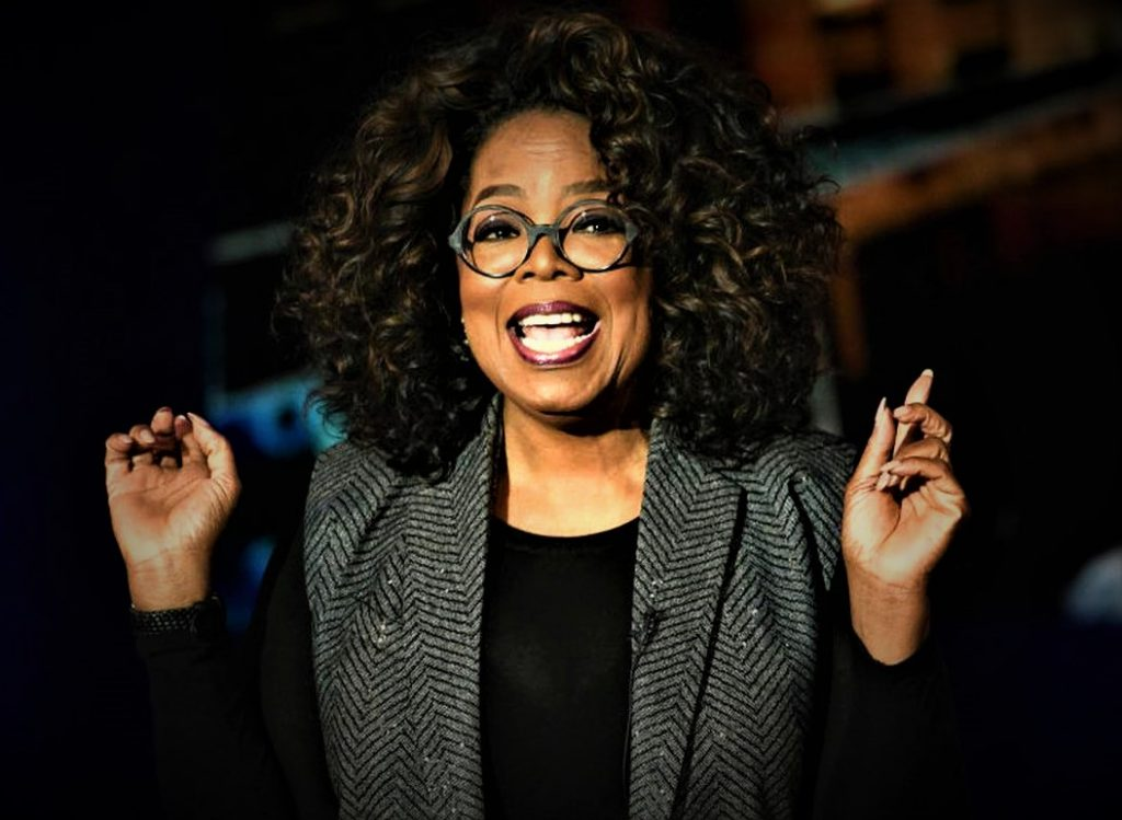 how much weight has oprah lost on ww