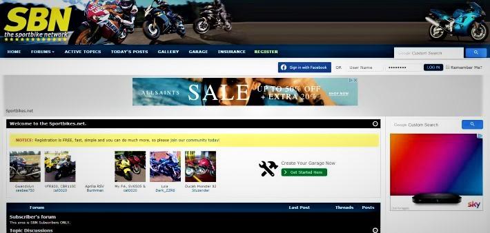 The Sportbike Network