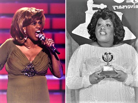 jennifer holliday weight loss changes