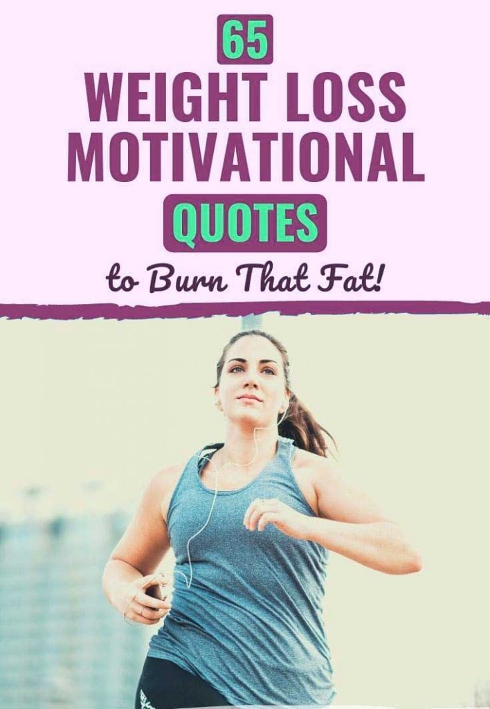motivational quotes on weight loss